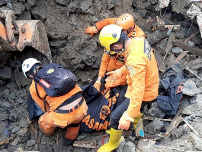 Tim SAR Temukan Korban Longsor Malalayang Meninggal Dunia Bernama Hasan