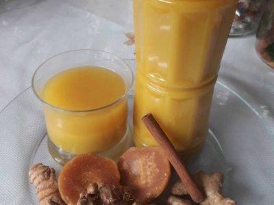 Yuk Bikin Minuman Beras Kencur yang Punya Banyak Manfaat Kesehatan