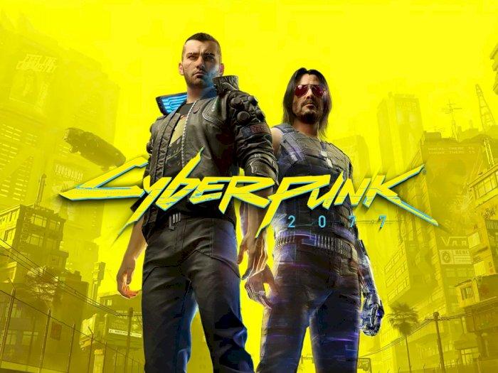 Developer di CDPR Sebut Cyberpunk 2077 Seharusnya Dirilis Tahun 2022 Nanti