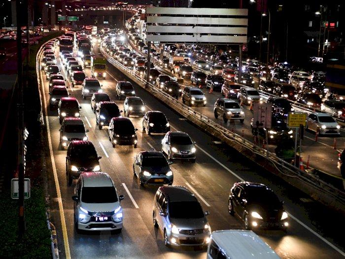 DKI Jakarta Tempati Posisi ke-31 Sebagai Kota Termacet di Dunia
