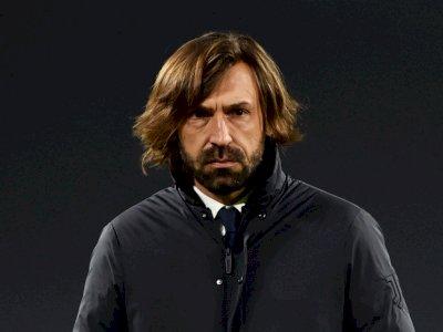 Inter 2-0 Juventus: Pirlo Sadar Timnya Bermain Buruk Sejak Awal Laga