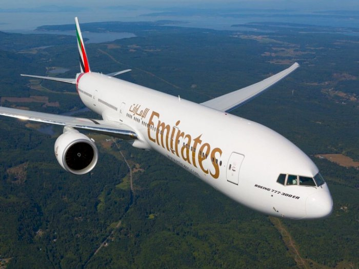 Maskapai Emirates Tutup Penerbangan Keluar Masuk ke 3 Kota Besar Australia untuk Sementara