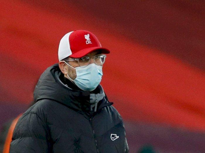 Ditanya Alasan Liverpool Tak Mampu Cetak Gol, Klopp: Susah Menjelaskannya