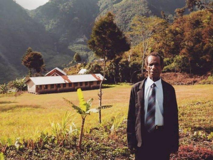 Kisah Pak Sulaiman, Abdikan Hidup Puluhan Tahun Jadi Guru Honorer di Pedalaman Wamena