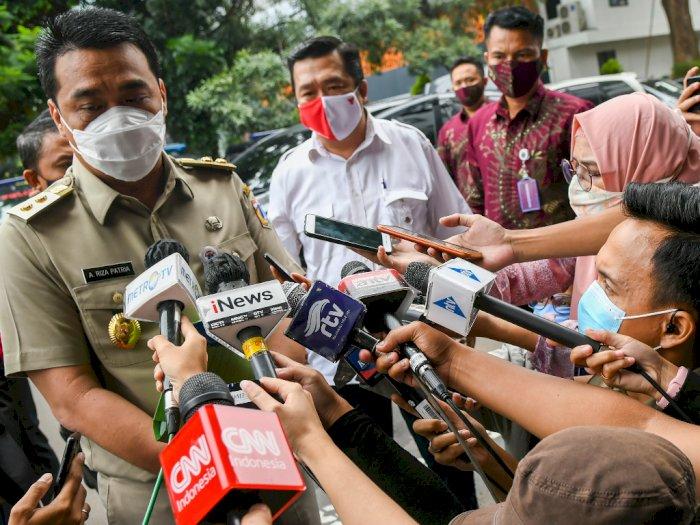 Sepekan PPKM Kasus Covid-19 di Jakarta Masih Tinggi, Ini Kata Wagub