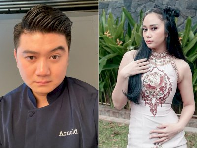 Diejek Chef Arnold Gegara Makan Sushi, Denise Chariesta Emosi: Jangan SKSD, Masak Aja Sana