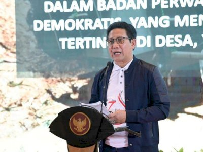 Realisasi Anggaran 2020 Kementerian Desa Telah Disalurkan hingga 95,57 Persen