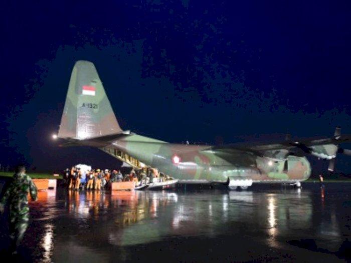 Operasional Bandara Tampa Padang Mamuju Dipastikan Normal Pasca Gempa Sulawesi Barat
