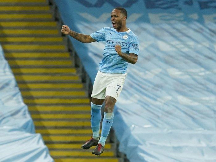 FOTO: Liga Inggris, Manchester City Menang Telak 4-0 Atas Crystal Palace
