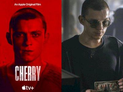 Berbeda dengan Sebelumnya, Aktor Tom Holland Tampil Lebih Dewasa di Film 'Cherry'