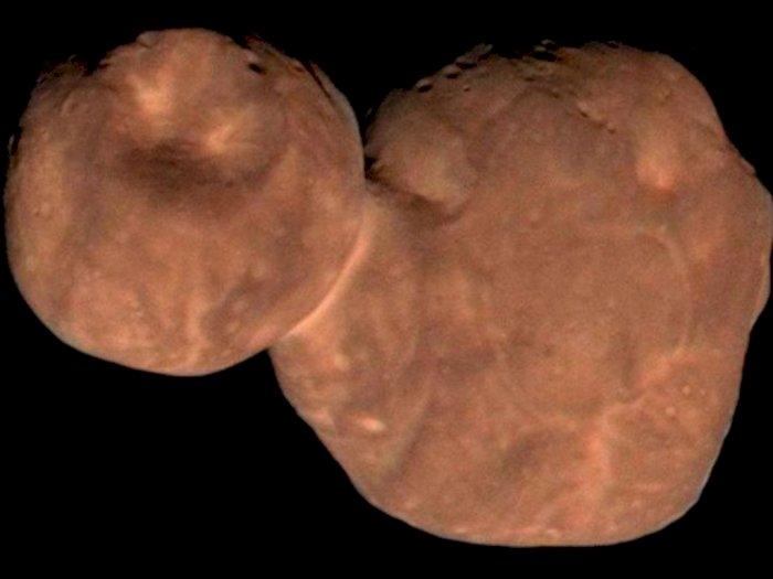 Mengenal Arrokoth, Planet Terjauh yang Pernah Ditemukan Manusia