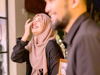 Suami Hijrah dan Berhenti Main Sinetron, Shireen Sungkar: Tiba-tiba Tidak Ada Penghasilan