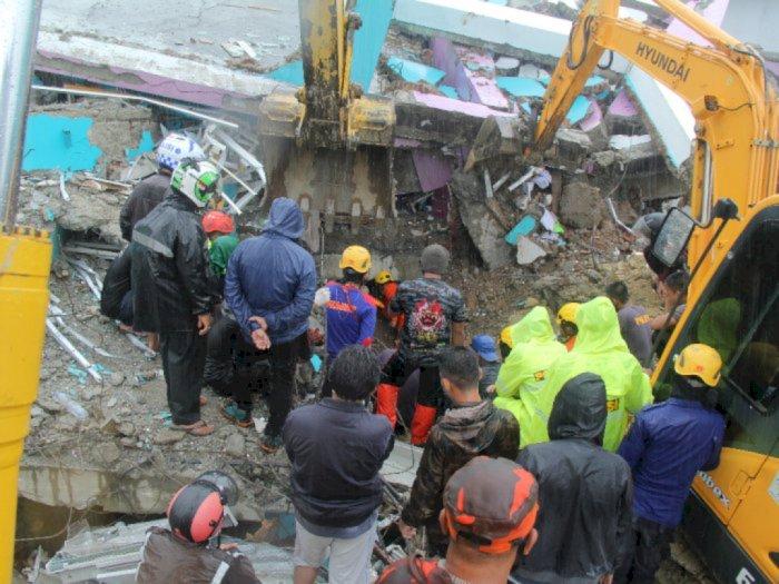 Pasca Gempa di Mamuju, BMKG Hanya Keluarkan Arahan Evakuasi Selamatkan Diri Bukan Eksodus