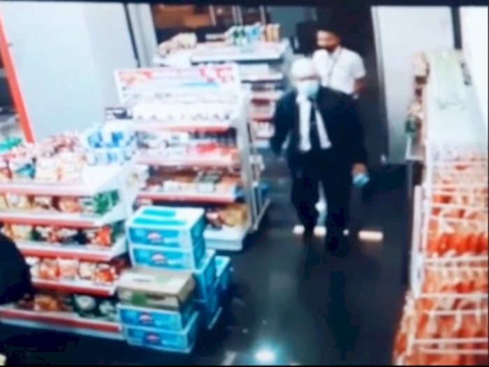 2 Hari Sebelum Sriwijaya Air SJ-182 Jatuh, Kapten Afwan Terlihat di Padang, Ini Videonya
