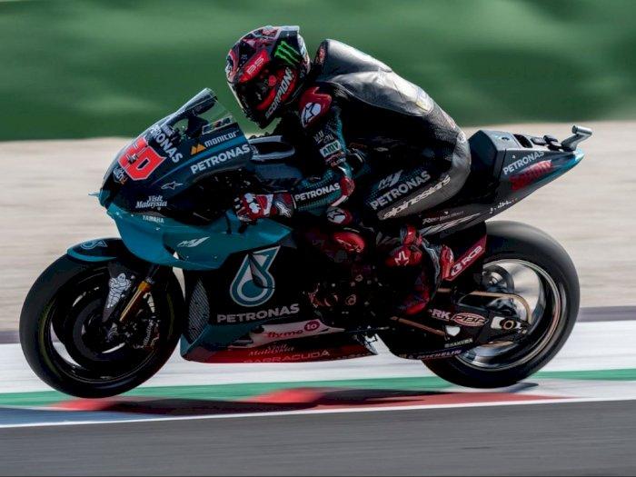 Fakta atau Mitos: Persneling MotoGP Lebih Cepat dari Kedipan Mata?