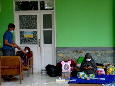 Sebanyak 19.435 Orang Mengungsi Akibat Gempa Sulawesi Barat