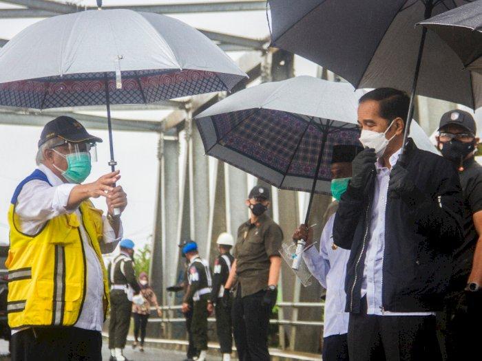 Jokowi: Banjir Besar Kalsel Jadi yang Pertama dalam 50 Tahun