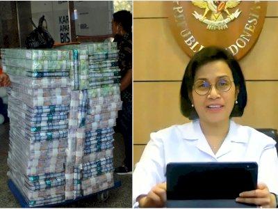 Utang Pemerintah Tembus Rp6 Ribu Triliun, Menkeu  Sri Mulyani Beri Penjelasan