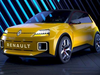 Renault akan Bangkitkan Kembali Hatchback Renault 5, Hadir Sebagai Mobil Listrik!
