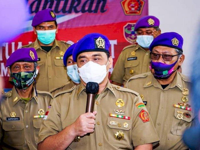 Wagub Riza: Jakarta Sebagai Ibu Kota Penyebab COVID-19 Tinggi