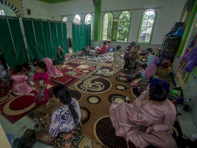 Jumlah Pengungsi Makin Banyak, Banjarmasin Buka Gedung Sekolah jadi Tempat Korban Banjir
