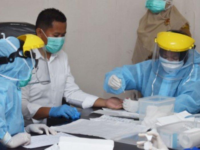 Hari Ini Sebanyak 47.488 Spesimen Diperiksa Terkait Virus Corona