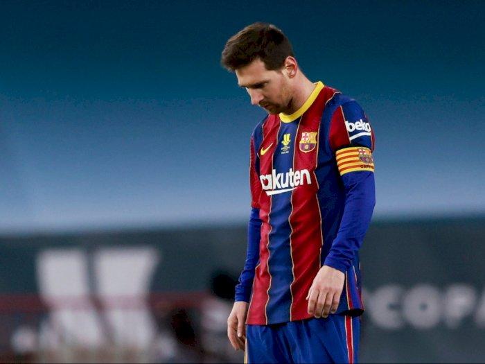 Gilas Barca, Bilbao Juara Piala Super Spanyol, Messi Kartu Merah Perdana di Tim Catalan