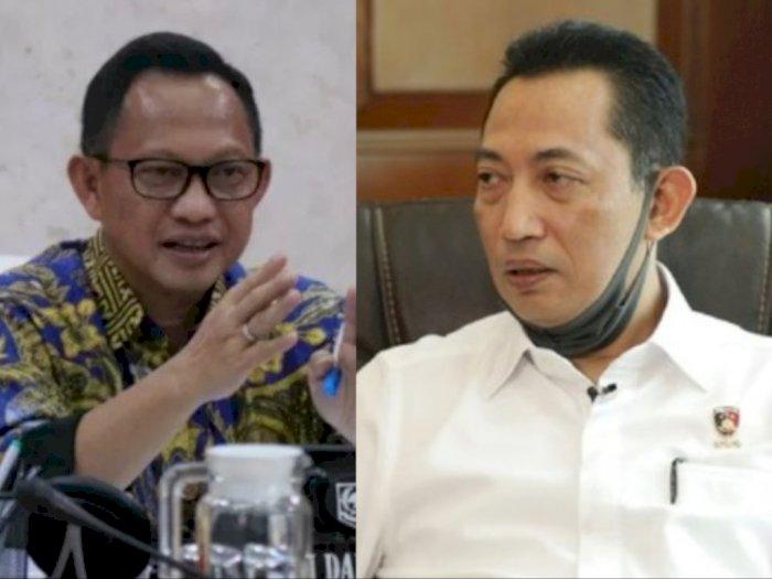 Tito Karnavian: Sangat Tegas, Pak Sigit Sudah Siap Jadi Kapolri