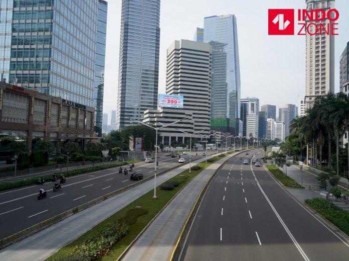 Seminggu PPKM, Volume Lalu Lintas Kendaraan di DKI Jakarta Alami Penurunan