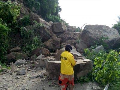 Ya Allah, Setelah Gempa Kini Majene Dilanda Longsor, Akses Putus dan Bantuan Tertahan