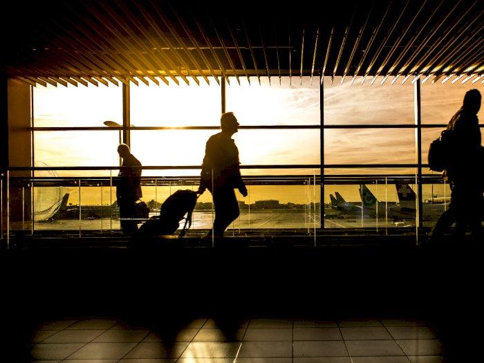 Pria Ini Sudah Tiga Bulan Tinggal di Bandara, Alasannya Takut Covid-19