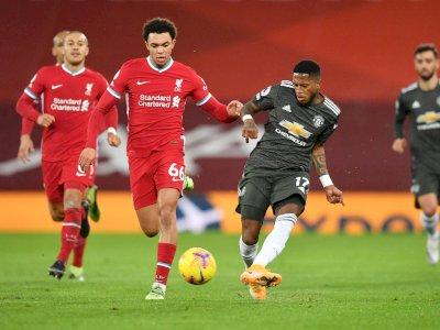 Premier League: Liverpool 0-0 Manchester United, Tanpa Gol di Babak Pertama