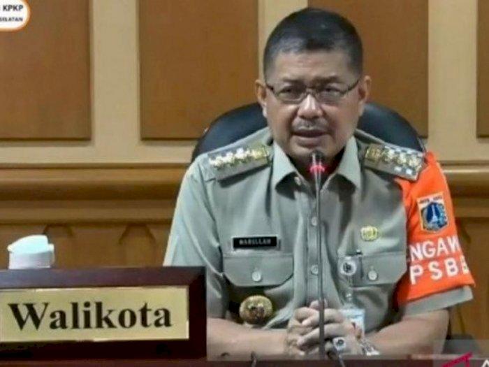 Gubernur Anies Lantik Marullah Matali Sebagai Sekda DKI Jakarta