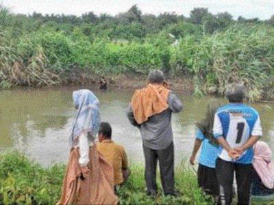 Kasihan Rusli, Lenyap Diterkam Buaya saat Ambil Wudhu di Sungai Berniat Salat Dzuhur