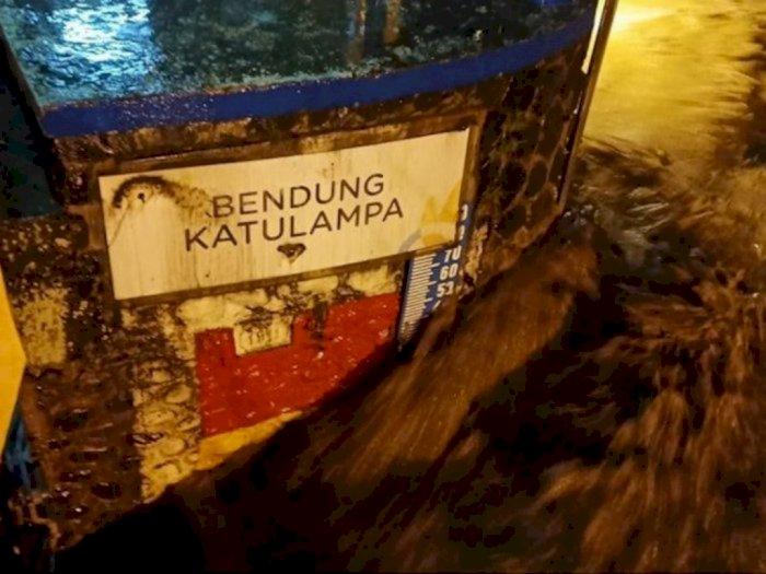 Banjir Bandang di Bogor, BPBD DKI: Bendung Katulampa Terpantau Normal