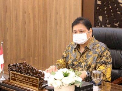 Istana Kepresidenan Mengaku Tak Tahu Menko Airlangga Pernah Positif Covid-19, Kok Bisa?