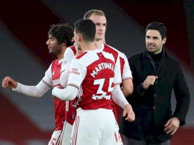 Bungkam Newcastle, Arsenal Come Back, Merangsek ke Posisi 10 Klasemen Liga Inggris