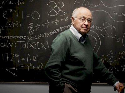 Mengenal Michael Atiyah, Seorang Ahli Matematika Terkemuka yang Meninggal di Usia 89 Tahun