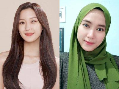 Video Wanita Berhijab Mirip Jukyung di Drakor 'True Beauty', Netizen: Jukyung Waktu Mondok