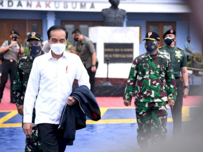 Hari Ini Presiden Jokowi Tinjau Lokasi Terdampak Gempa di Sulawesi Barat