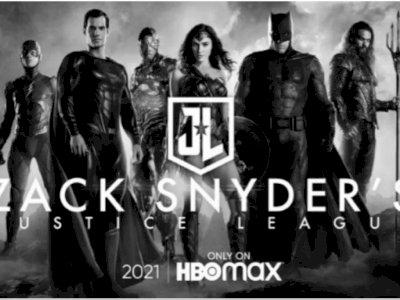 'Justice League Snyder Cut' akan Menjadi Film Superhero Berdurasi Terlama