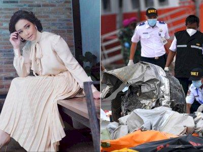 Maia Estianty Berada di Kepulauan Seribu saat Sriwijaya Air Jatuh, Sempat Mikir Ada Gempa