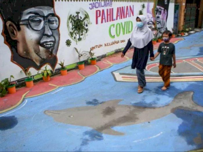 UPDATE Pasien Sembuh COVID-19 di DKI Jakarta Bertambah 4.527 Orang