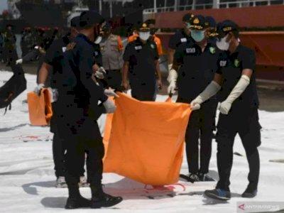 Tim SAR Sulit Cari Korban SJ-182 Hari Ini: Gelombang Laut Tinggi Sampai 2,5 Meter