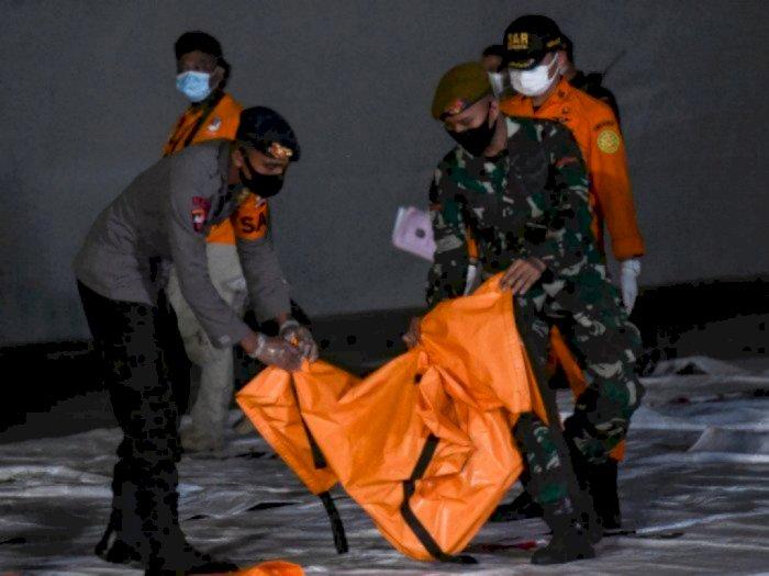 Polri Ikut Perpanjang Masa Pencarian Korban Jatuhnya Pesawat Sriwijaya Air SJ-182