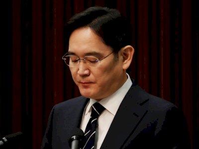 Vice Chairman Samsung Dijatuhi Hukuman Penjara Selama 2,5 Tahun!