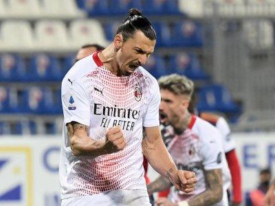 FOTO: Liga Italia, Cagliari Ditekuk 0-2 Oleh AC Milan
