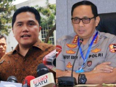 Tak Lolos Calon Kapolri, Komjen Gatot Eddy Pramono Kini Jabat Wakil Komisaris Utama Pindad