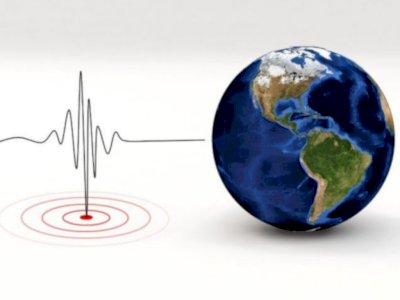 Gempa Bumi M 5,2 Guncang  Alor NTT, Tak Berpotensi Tsunami