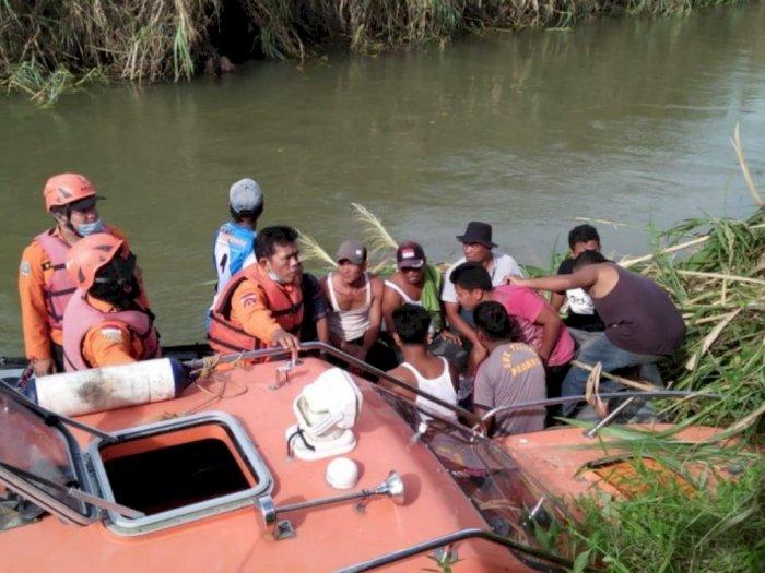 Jasad Korban yang Diduga Diterkam Buaya di Sungai Batang Sikabau Masih dalam Kondisi Utuh